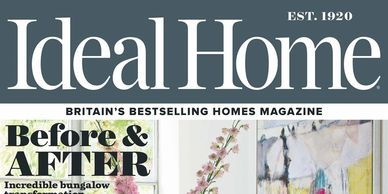 Ideal Home, Jane Crittenden, homes and interiors journalist, house projects, interior ideas