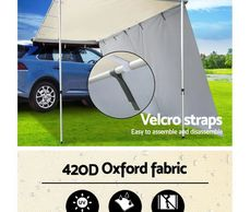 Car Awning Annexe