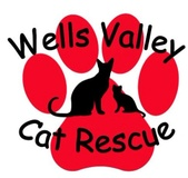 "Wells Valley Cat Rescue ""Saving the world one kitty at a time!"""