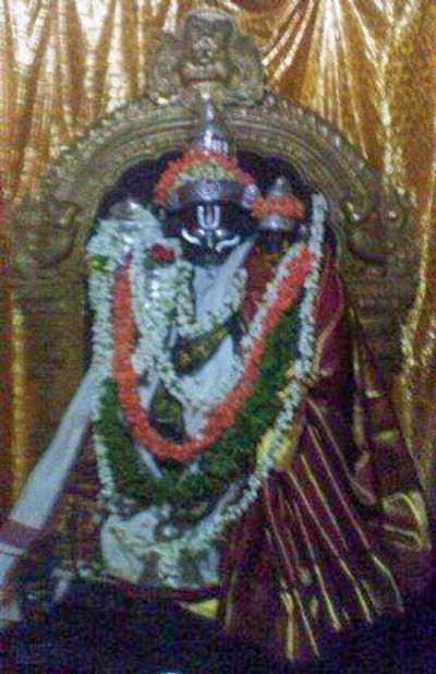 Sri Lakshmi Narasimha of Nuggehalli