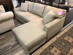 Sofa Sectional Reversible Chaise