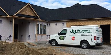 New construction plumbing in akron ohio