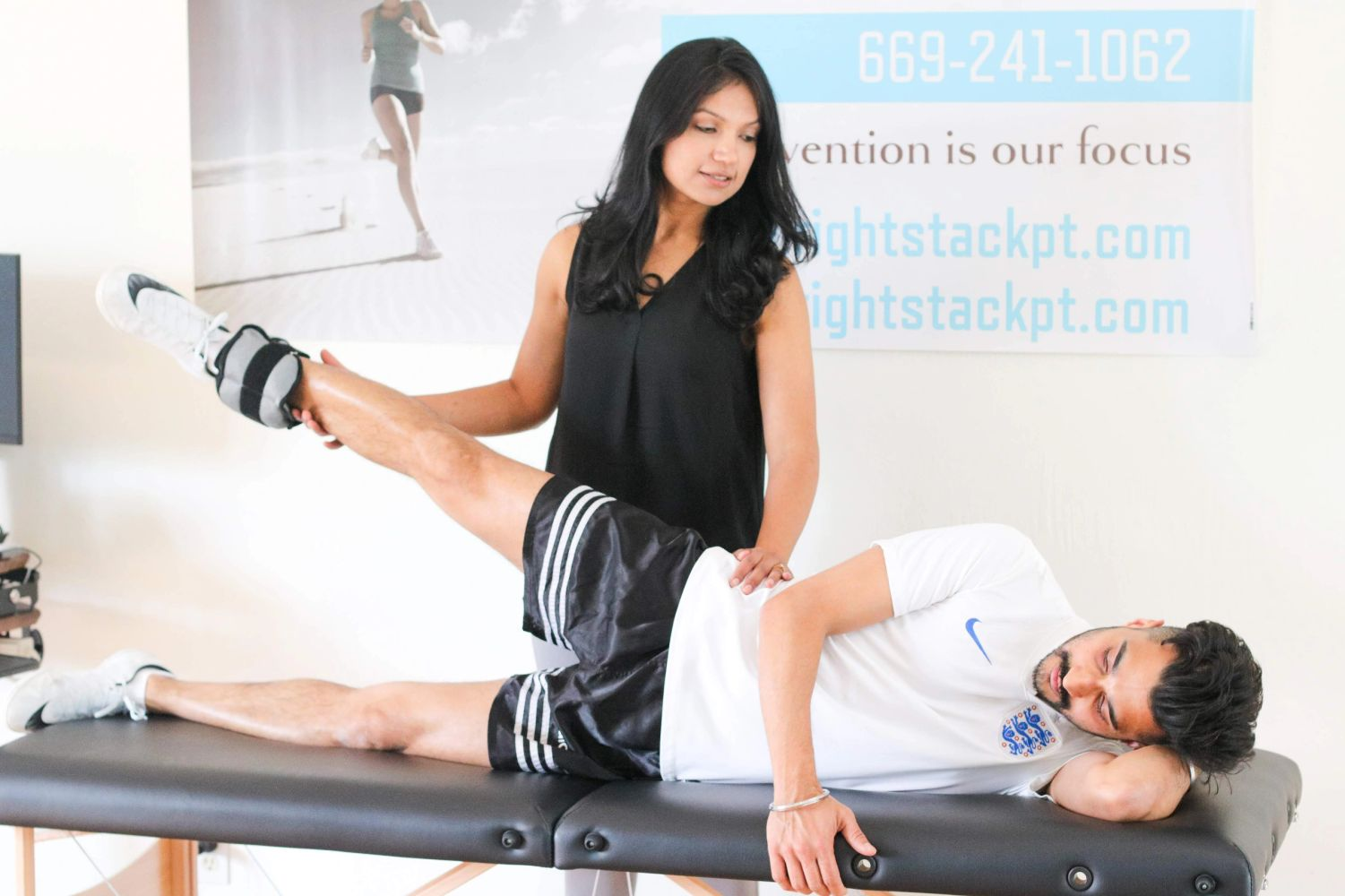 Right Stack Physical therapy, California Physical Therapy, PT in Sunnyvale, Physical therapy