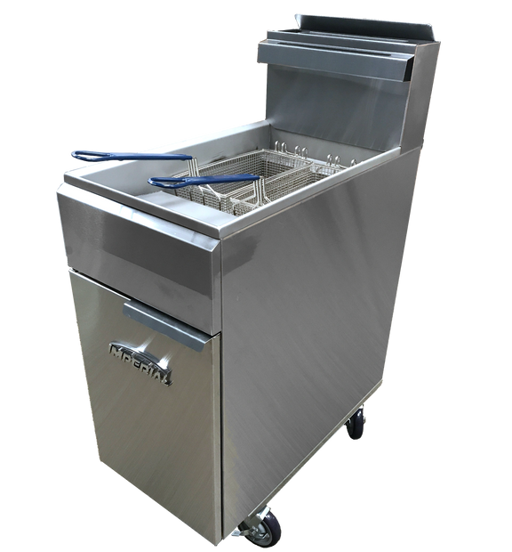 Imperial Gas Fryer Restaurant fryer, standard, 50lbs, 40lbs, Kitchen Equipment, Restaurant equipment