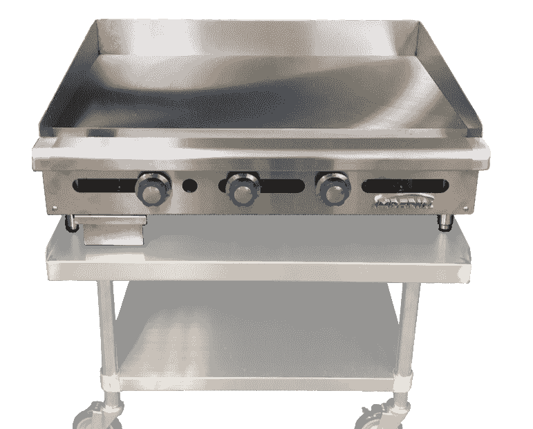 Griddle, flat top grill, restaurant grill, restaurant equipment, commercial griddle, gas griddle 36""