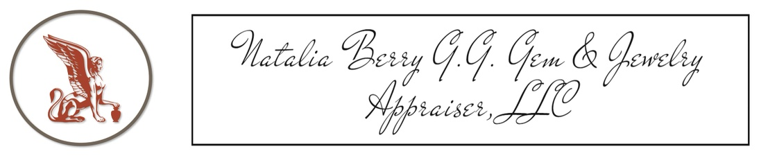 Natalia Berry G.G. Gem & Jewelry Appraiser, LLC