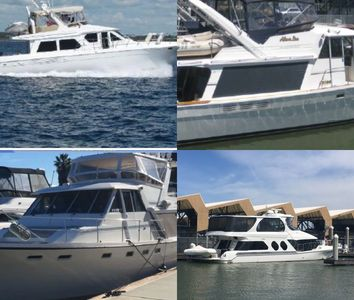Boats for Sale at Tocci Yachts, Navigator 5300, Bayliner 4788, Bayliner 4588 gas, Bayliner 4588 Diesel