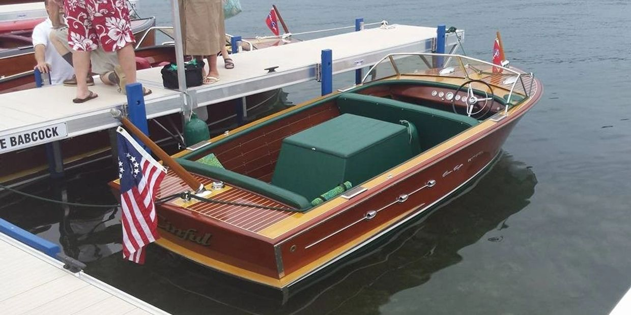1957 Chris Craft Continental - Cinful (2016)​​