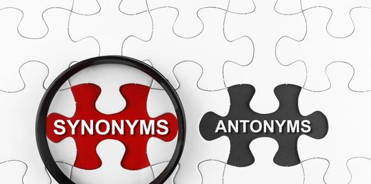 Learn Synonyms Antonyms in Jaipur