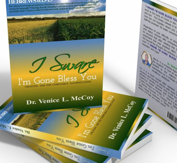 I Swear I'm Gonna Bless You is a timely book that will help you navigate through life's setbacks!