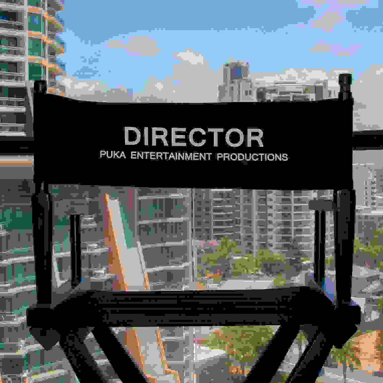 Director's Chair at the QT Gold Coast hotel