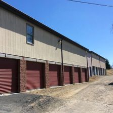 storage units in multiple sizes. located on Route 519 Eighty Four, PA