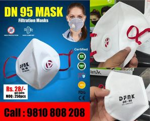 DN 95 Mask for covid-19 & Coronavirus safety