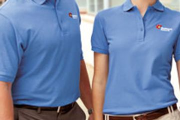 Print Polyester Polo/Collar T-Shirts for Sports Events, Dance, Gym promotional activity.