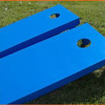beach rental, corn hole boards, bean bag game, corn hole, games, siesta key, sarasota, florida