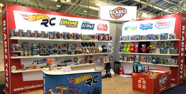 London Toy Fair Olympia 2018