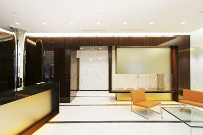 construction interior design build architecture office lobby corporate contract nyc new york city