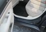 Subaru Outback back seat restored & detailed to remove dog hair