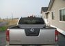 2005 nissan frontier rear end before detail
