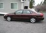 2001 Ford Taurus side view after premium detail