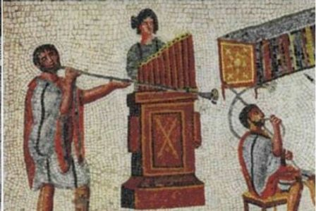 The Organ in Ancient Greece