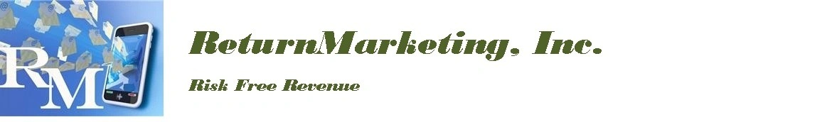 Return Marketing Inc