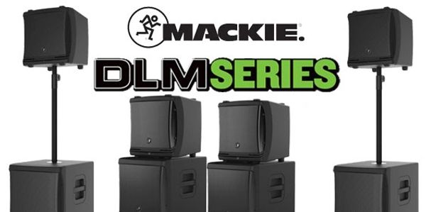 Click to See Mackie Speaker Zombie Commercial