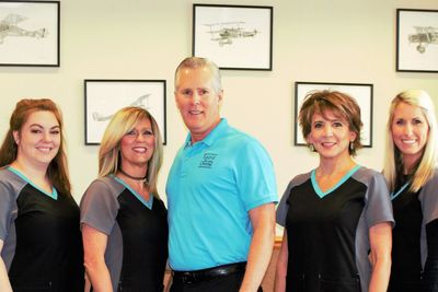 Dr. Wolf and his Amazing staff can help with all of your dental needs in one place!