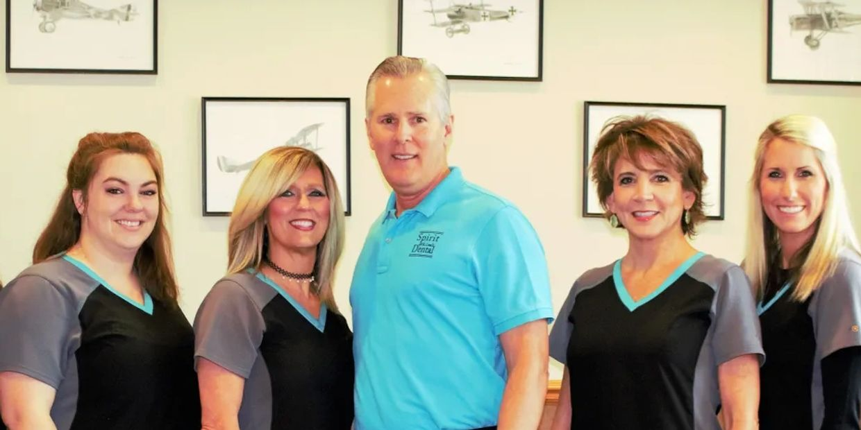 Dr. Jack Wolf and his excellent dental care team in Chesterfield