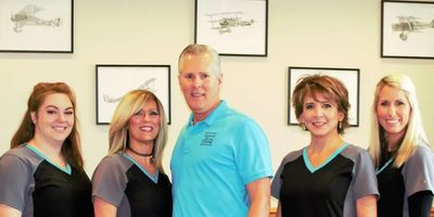 Dr. Jack Wolf & his Dental team provide comprehensive dental care in Chesterfield