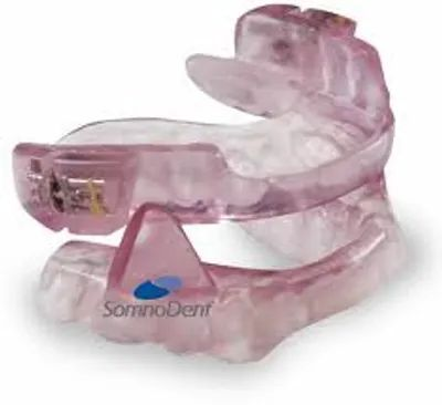 Dr. Jack Wolf can treat some cases of sleep apnea with an oral sleep appliance in Chesterfield