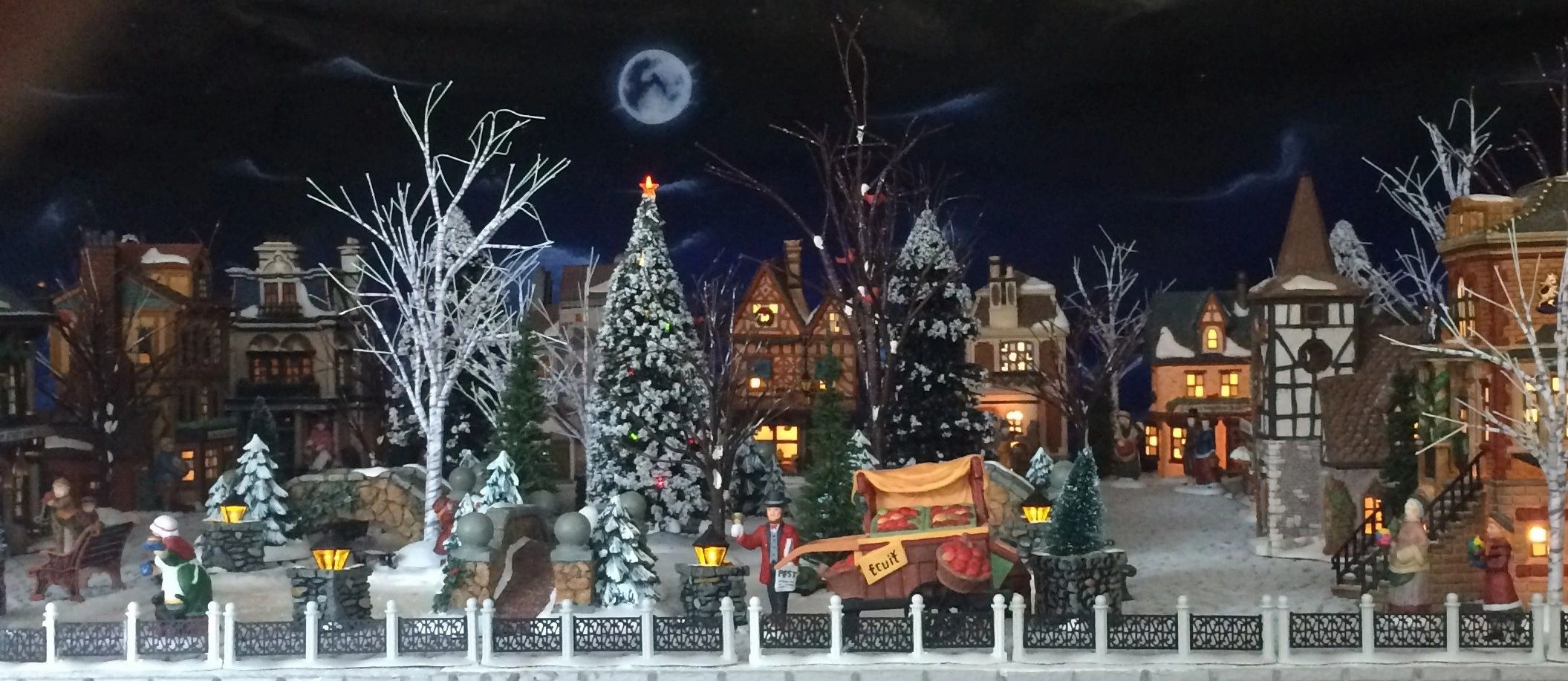 Landscape Displays Dept 56 Christmas Halloween