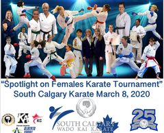 Women in karate