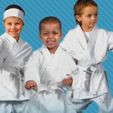 children karate, ages 3-5, preschool karate