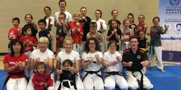 summer karate camp, calgary karate