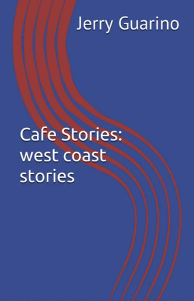 Book cover Cafe Stories: west coast stories