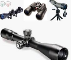 optics rifle scope spotting scope binoculars bushnell red dot