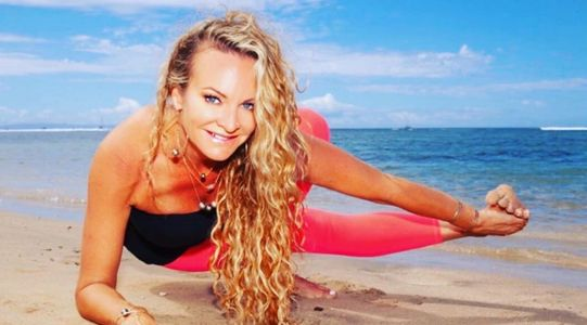 Julie Mitchell Yoga Instructor at Enjoy the Ride MAUI