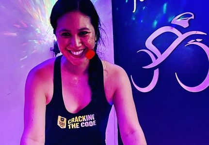 Stefanie Fujinami Spin Instructor and Personal Trainer at Enjoy the Ride MAUI