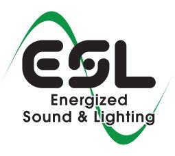 Energized sound and lighting