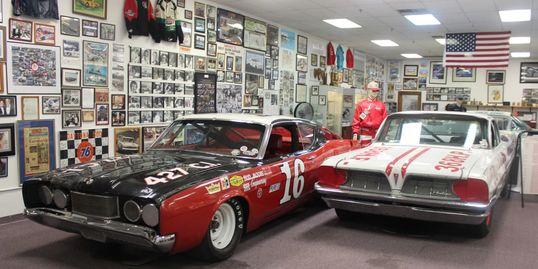 Museum Living Legends Of Auto Racing