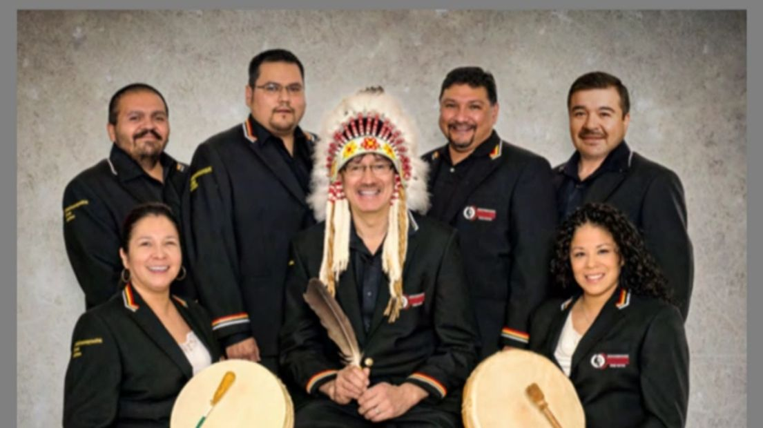 Chief & Council who supported solar project Joe, Willie, Pat, Ron, Shirley, Chief Marcel and Bonnie.
