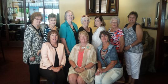 GFWC NM Executive Officers 2016-2018