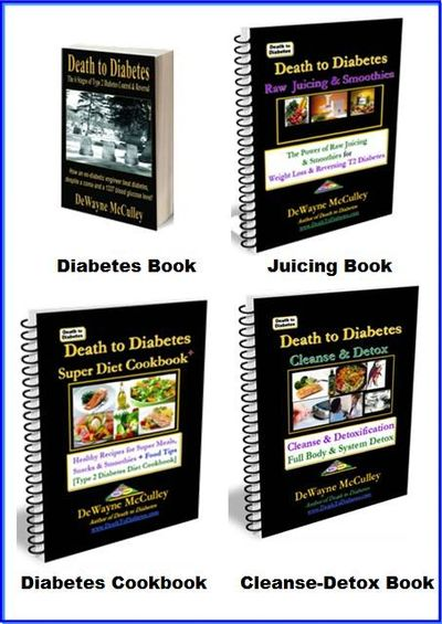 Top-Selling Diabetes Books