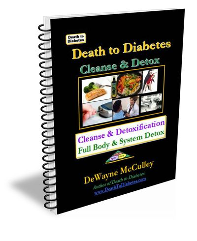 Cover: Cleanse and Detox Book