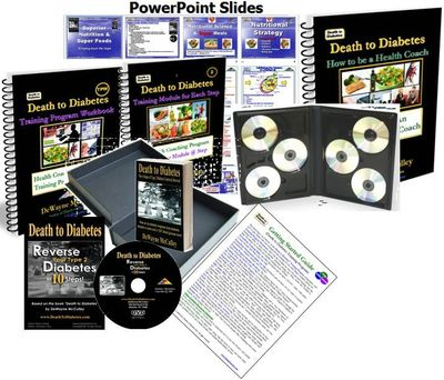 Picture: Type 2 Diabetes Education Products