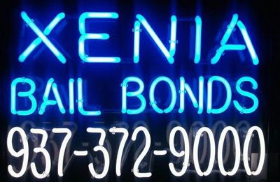 Xenia Bail Bonds 937-372-9000 fast 24 hour bail bond service for Xenia Ohio.