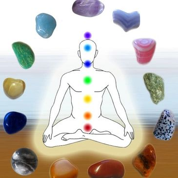 We now offer Crystal Healing sessions as well as Reiki Healing!