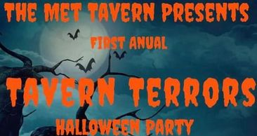 The Mt Tvern Presents first annual Tavern Terrors Halloween Party