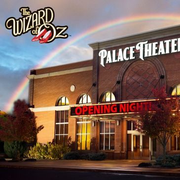 The Palace Theater in the Wisconsin Dells